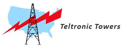 Teltronic Towers Logo
